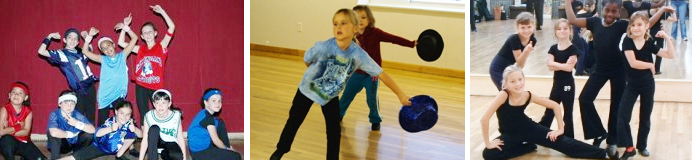 Children's Dance Studio - Needham MA & Newton MA - Dance Classes for Children