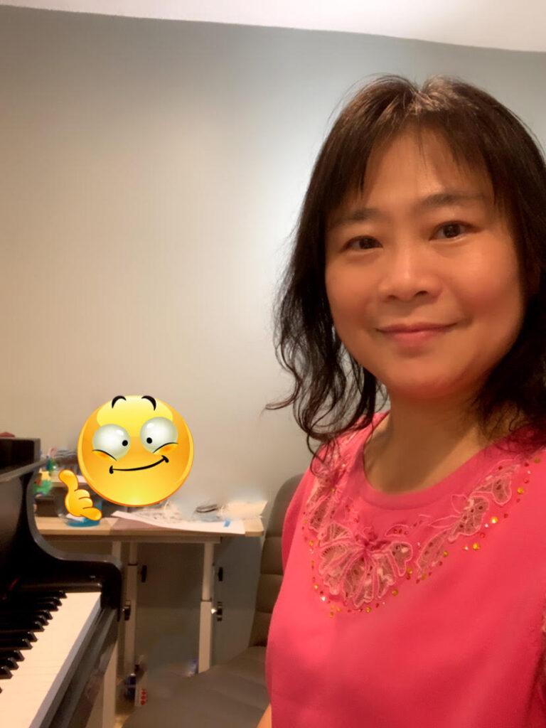 Connie-piano lessons